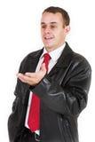 Uomo #1 di affari Immagine Stock