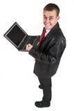 Uomo #20 di affari Fotografia Stock Libera da Diritti
