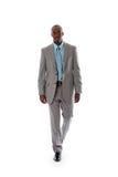 Uomo africano bello di affari Immagine Stock Libera da Diritti