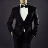 Uomo alla moda Immagine Stock