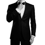 Uomo alla moda Immagine Stock Libera da Diritti