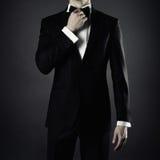 Uomo alla moda Immagini Stock