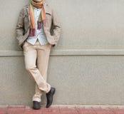 Uomo alla moda Immagini Stock Libere da Diritti