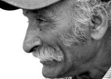 Uomo anziano Fotografia Stock