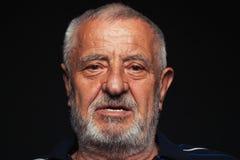 Uomo anziano 2 Fotografie Stock Libere da Diritti