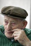 Uomo anziano Fotografie Stock