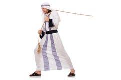 Uomo arabo Fotografie Stock