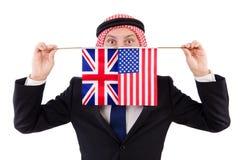 Uomo arabo Immagine Stock Libera da Diritti