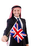 Uomo arabo Immagini Stock Libere da Diritti