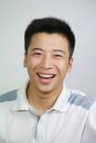 Uomo asiatico Fotografia Stock Libera da Diritti