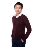Uomo asiatico immagine stock