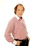 Uomo asiatico Immagini Stock