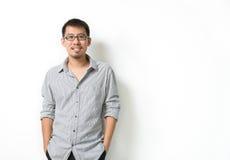 Uomo asiatico Immagine Stock Libera da Diritti