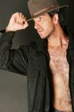 Uomo attraente Fotografie Stock Libere da Diritti