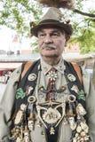 Uomo bavarese Fotografia Stock Libera da Diritti