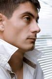 Uomo bello Fotografia Stock Libera da Diritti