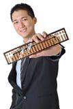 Uomo cinese di affari Immagine Stock