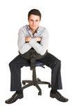 Uomo d'affari #102 immagine stock