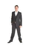 Uomo d'affari #117 Fotografia Stock