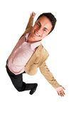 Uomo d'affari #119 Fotografie Stock