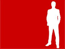 Uomo d'affari #120 fotografia stock libera da diritti