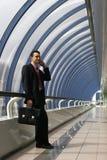 Uomo d'affari 2 Fotografie Stock Libere da Diritti