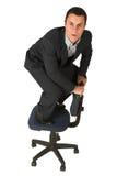 Uomo d'affari #231 Fotografie Stock