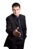 Uomo d'affari Fotografia Stock Libera da Diritti
