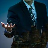 Uomo d'affari immagine stock libera da diritti