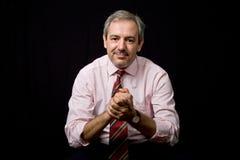 Uomo d'affari Fotografie Stock Libere da Diritti