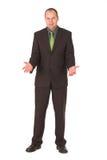 Uomo d'affari #7 Fotografia Stock