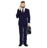 Uomo d'affari Royalty Illustrazione gratis