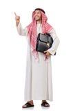Uomo d'affari arabo Immagini Stock