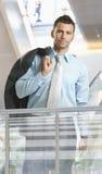 Uomo d'affari casuale Immagine Stock