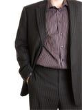 Uomo d'affari casuale Fotografie Stock Libere da Diritti