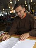 Uomo d'affari casuale Fotografia Stock Libera da Diritti
