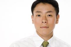 Uomo d'affari cinese fotografia stock