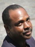 Uomo d'affari dell'afroamericano Fotografie Stock Libere da Diritti