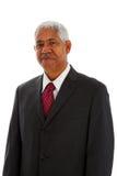 Uomo d'affari di minoranza Immagini Stock