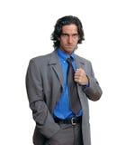 Uomo d'affari isolated-6 fotografie stock