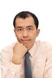 Uomo d'affari maturo Fotografia Stock