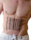 Uomo dei muscoli immagine stock libera da diritti