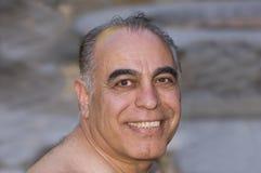 Uomo del Medio-Oriente Fotografia Stock