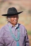 Uomo del nativo americano Immagini Stock