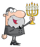 Uomo del rabbino Immagine Stock Libera da Diritti