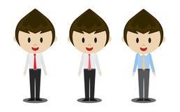 Uomo dell'ufficio royalty illustrazione gratis