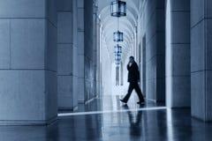 Uomo di affari Fotografia Stock Libera da Diritti