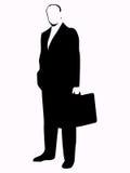 Uomo di affari illustrazione vettoriale