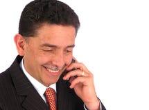 Uomo di affari Immagini Stock Libere da Diritti