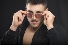 Uomo di affari del giovane immagini stock